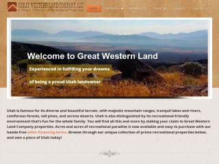 Great Western Land Company