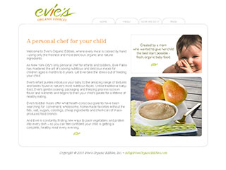 Evie's Organic Edibles